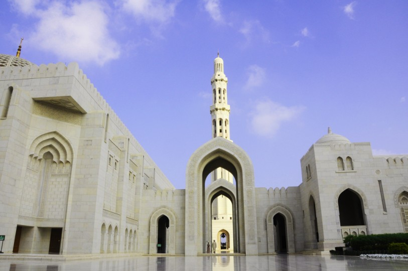 The Grand Mosque Sultan Qaboos (11)
