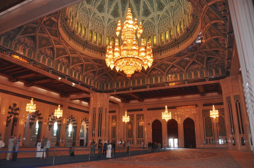 The Grand Mosque Sultan Qaboos (6)