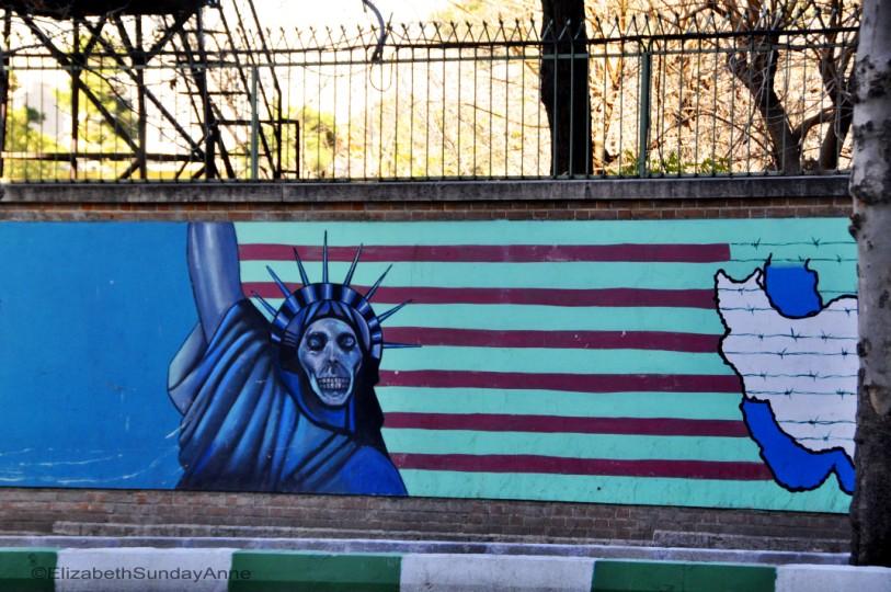 Ambasciata USA Tehran