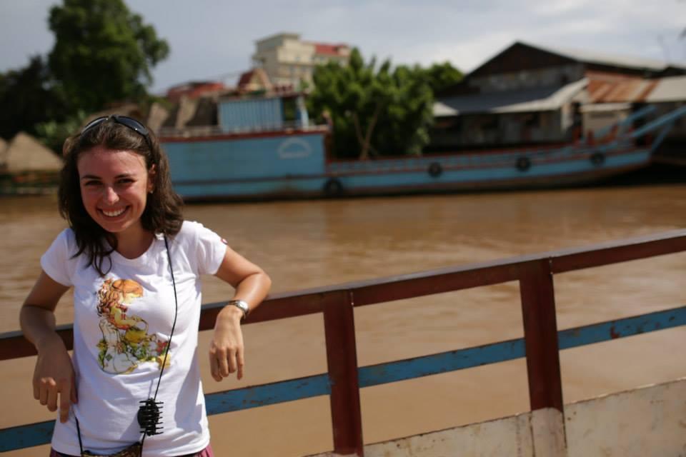 Espatriata Cambogia