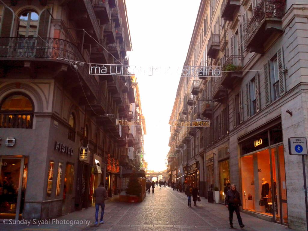 Via Lagrange Torino