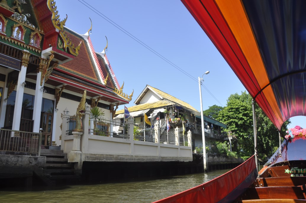 bangkok yai canal too happy to be homesick. Black Bedroom Furniture Sets. Home Design Ideas