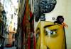 Genova Centro Storico street art