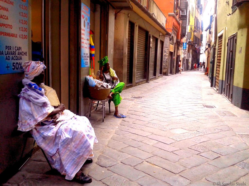 Genova centro storico 1st