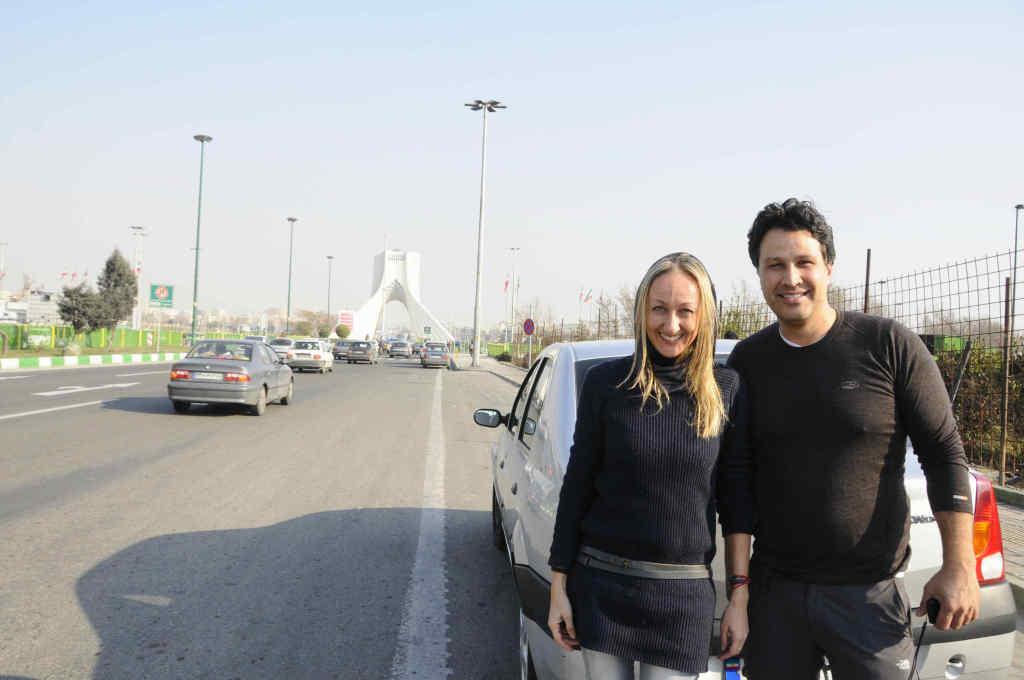 viaggiare da soli IRAN