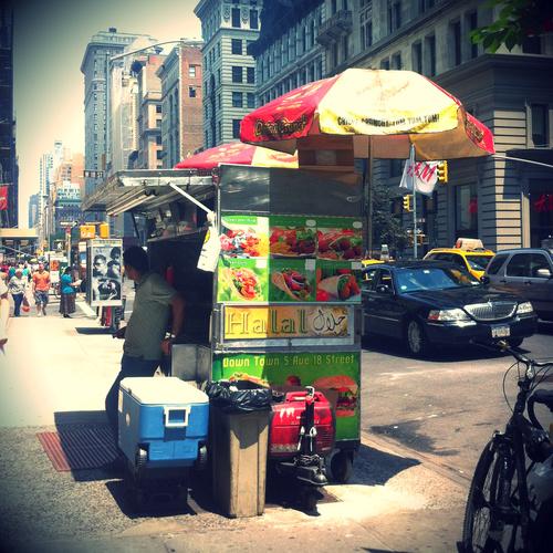 new york mollare tutto cambiare vita