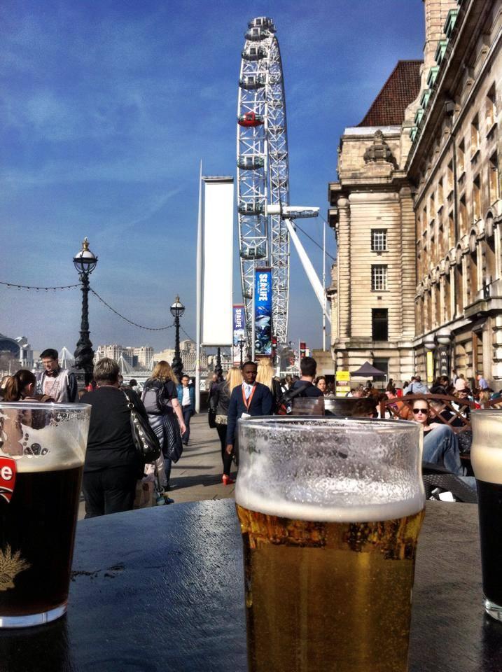 Cambiare vita a Londra