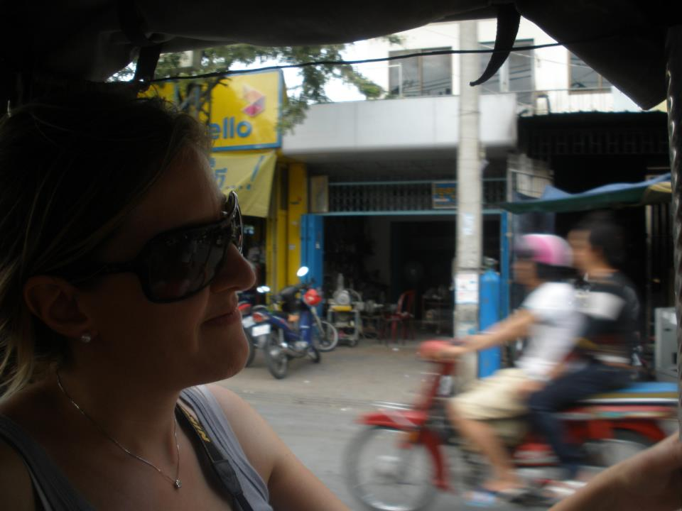 Viaggiare da sola in Asia