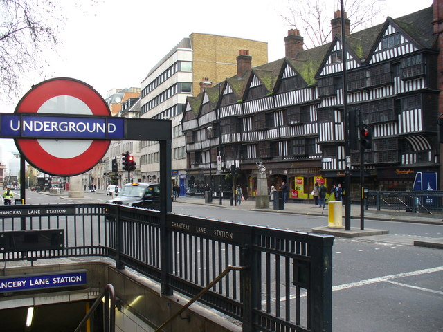 Chancery lane Londra amori in viaggio