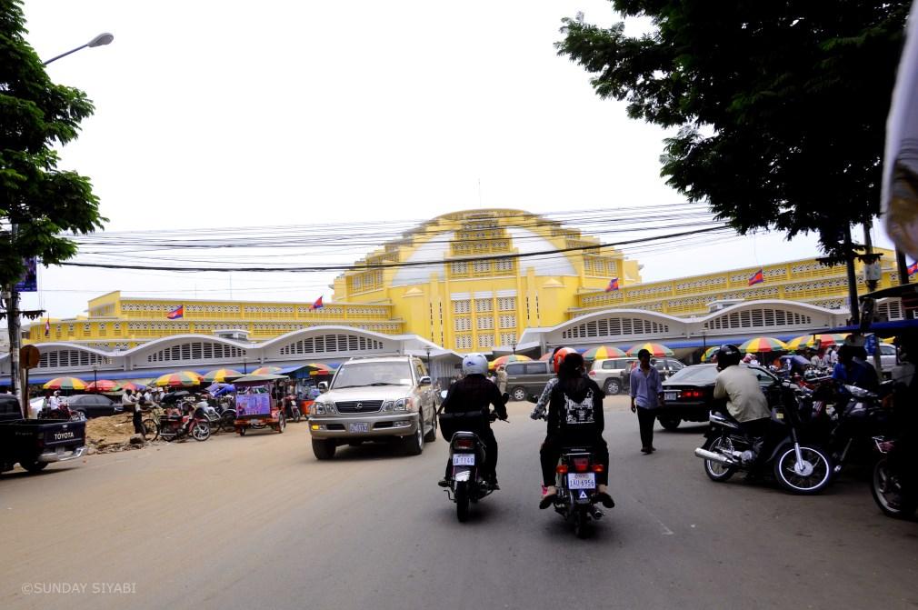 Psar Tmai phnom penh cambogia.JPG