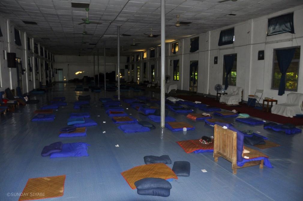 myanmar yangoon meditazione vipassana