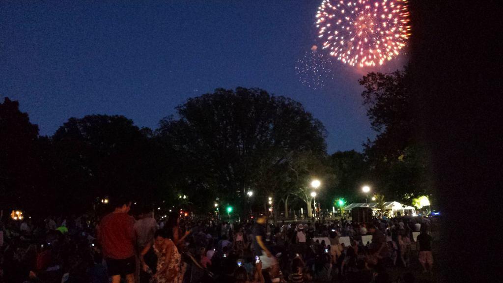 Washington DC cambiare vita