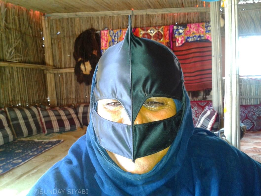 oman burqa
