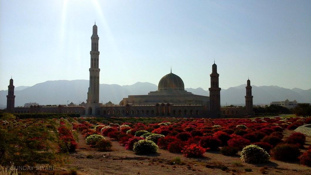 oman grande moschea sultan qaboos
