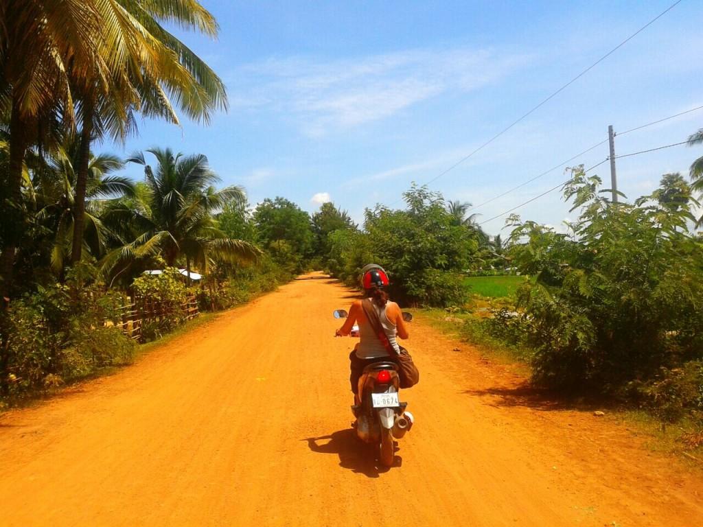 Cambogia viaggiare da sola