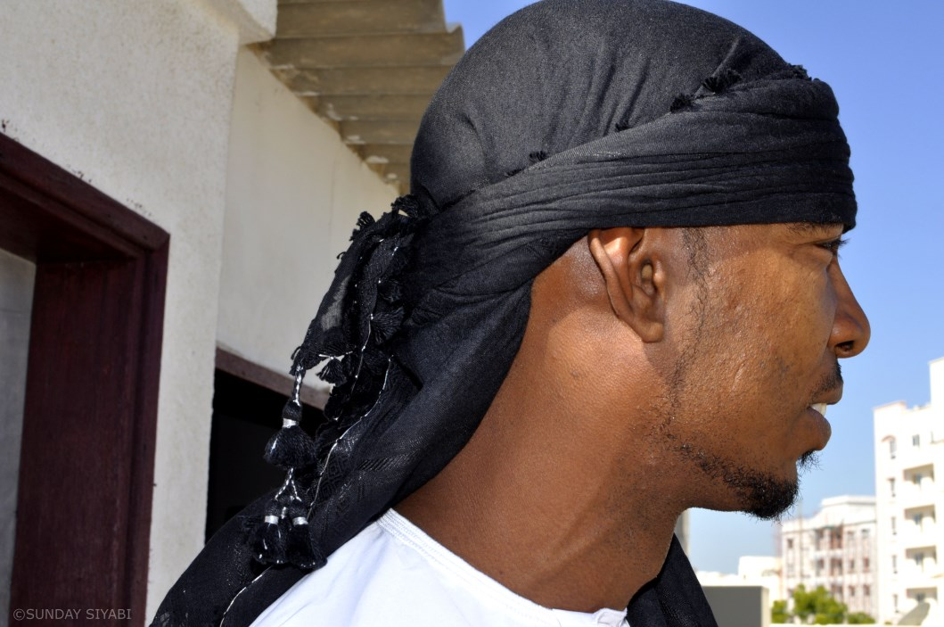 oman mussar turban