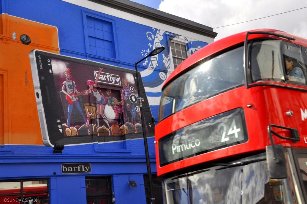 Londra Camden Town