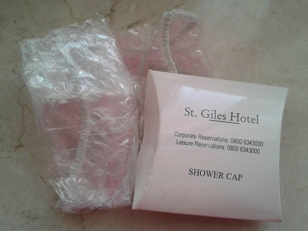 Viaggiare cuffia doccia hotel