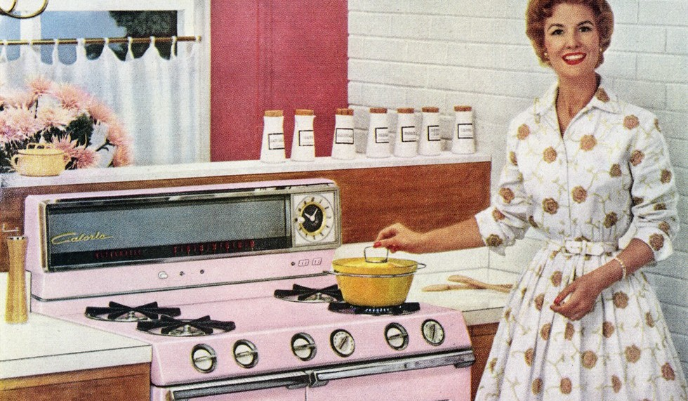 Mamma too happy to be homesick - Cucine anni 70 ...