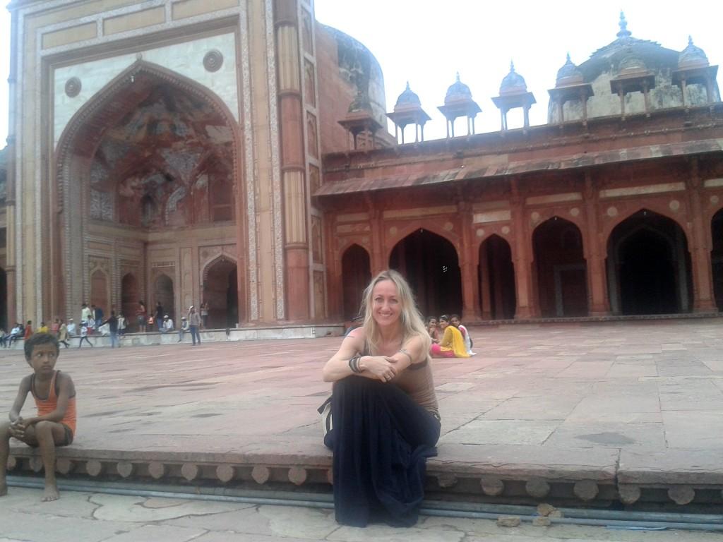 Agra e Taj Mahal (2)