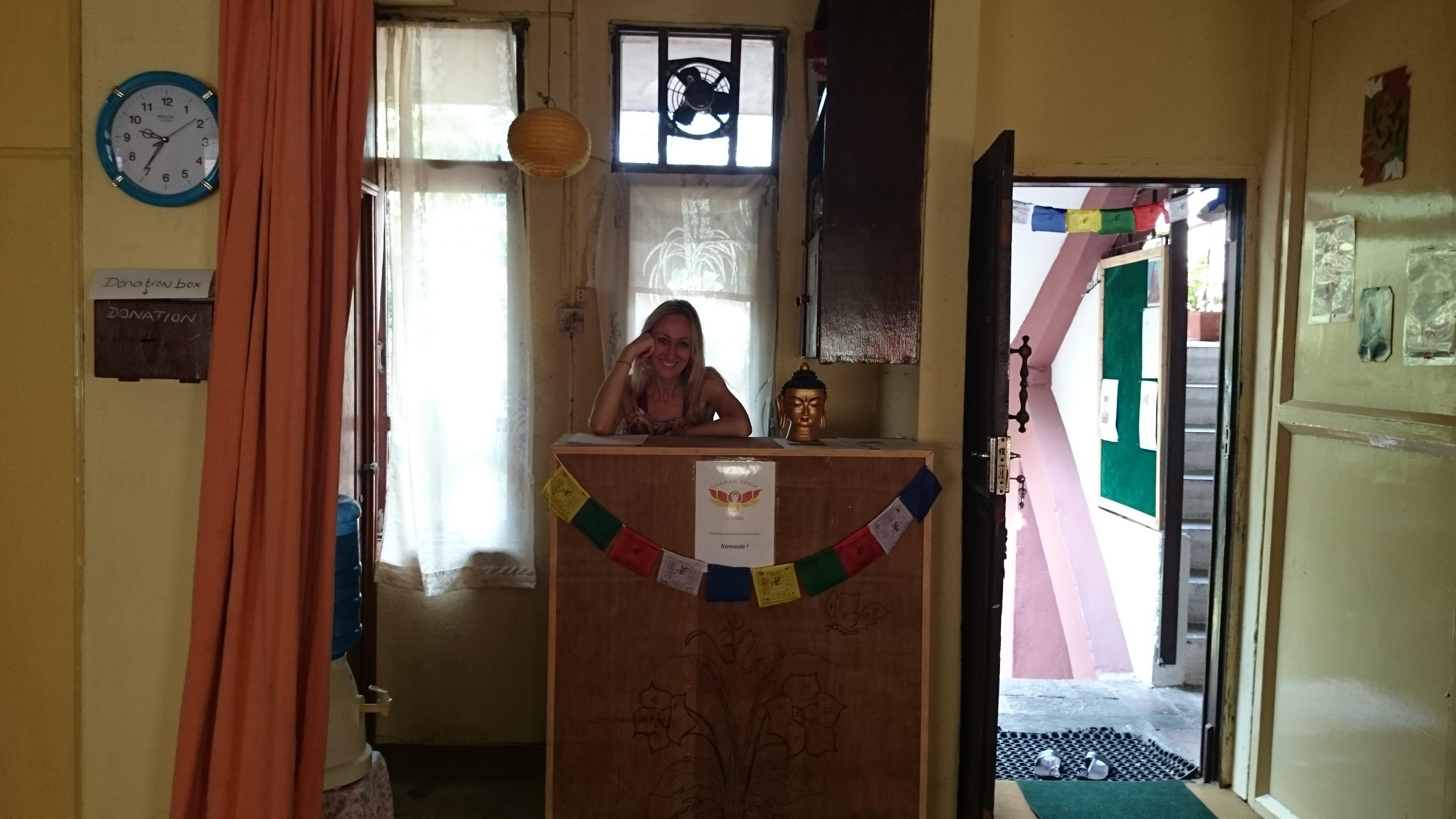 Al Charak Yoga Studio di Kathmandu