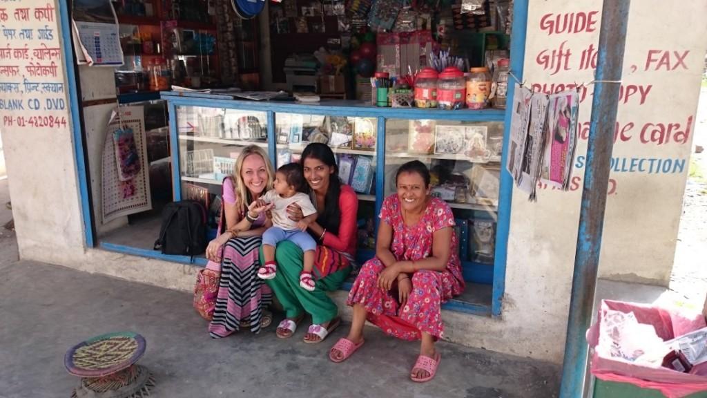 Nepal Kathmandu cambiare vita