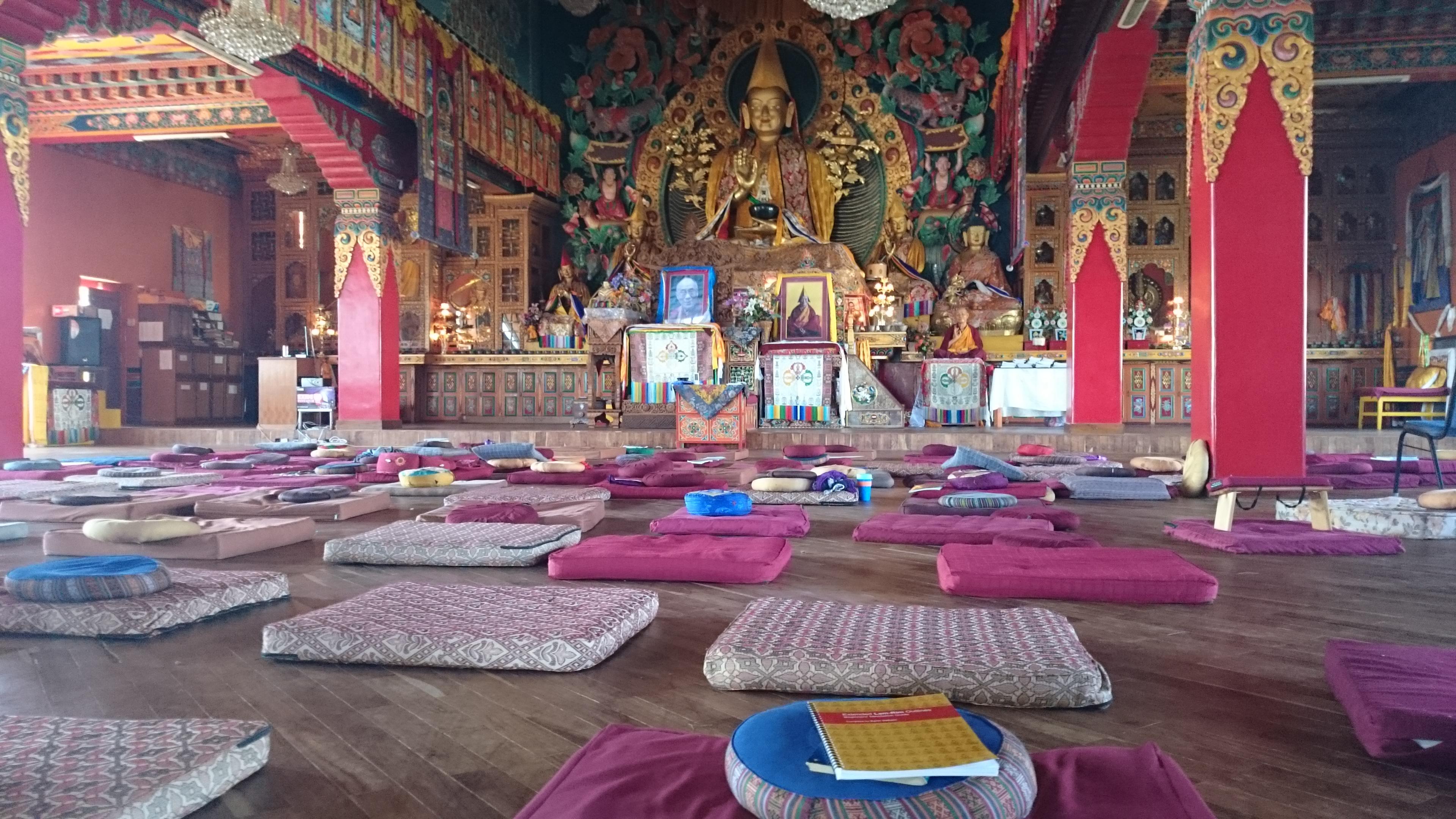 meditazione buddhista nepal
