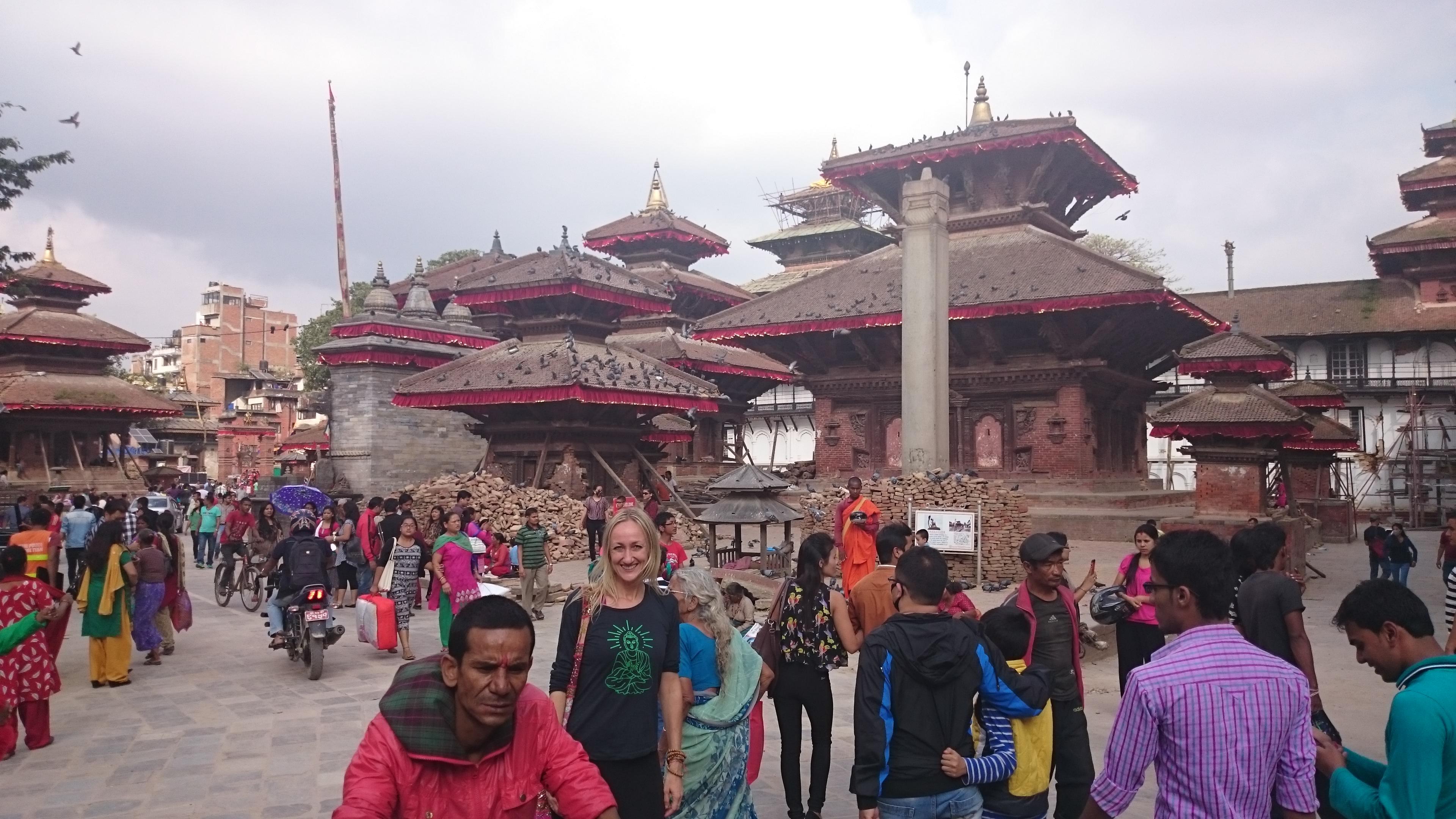 viaggiare da sola oman nepal
