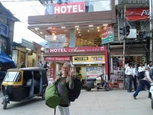 India viaggiare da sola Mcleodganj