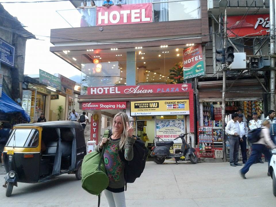 India viaggiare da sola Mcleodganj