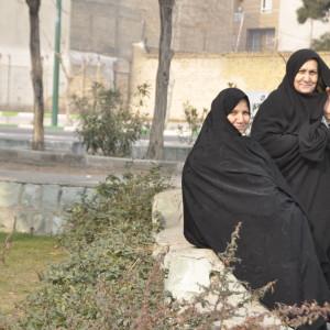 Iran viaggiare da sola teheran