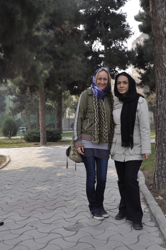 Iran viaggiare da sola