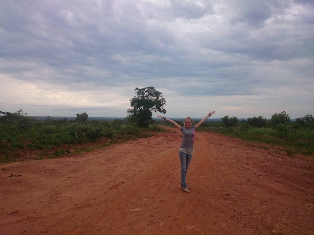 viaggiare da sola in Zambia