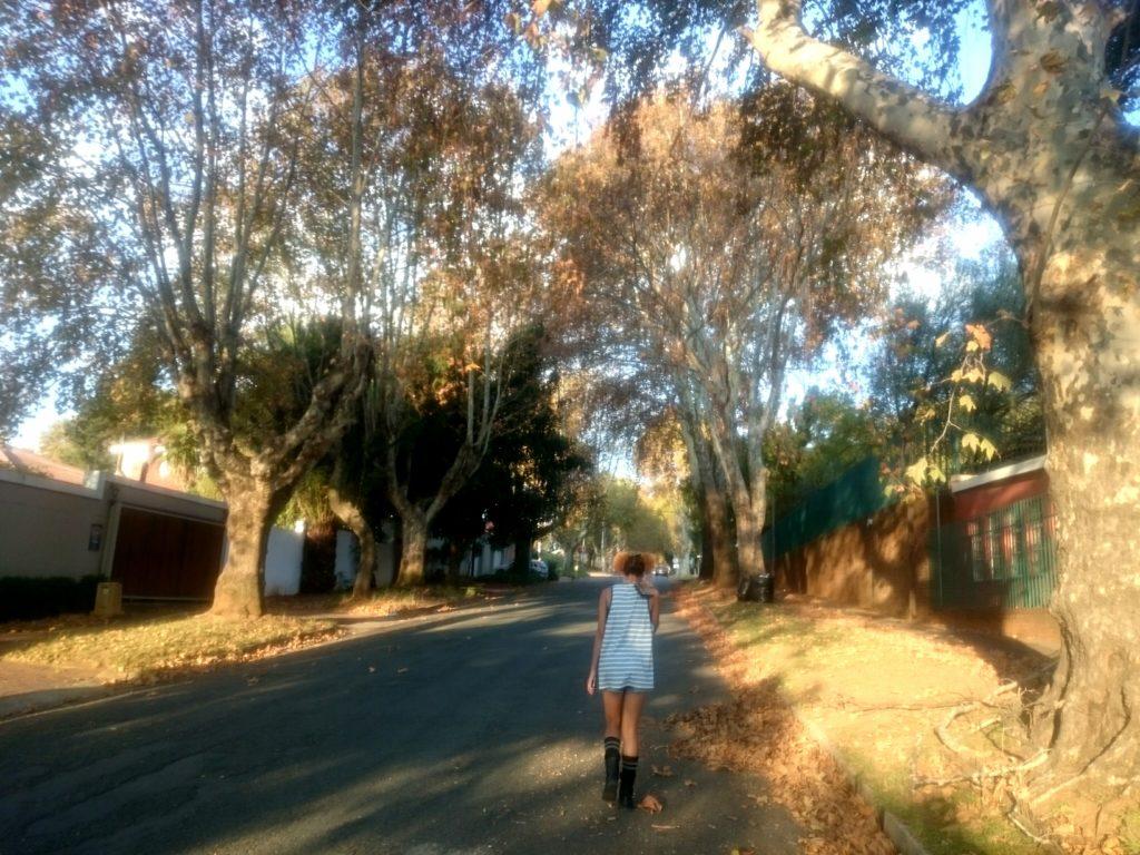 viaggiare da sola in Sudafrica