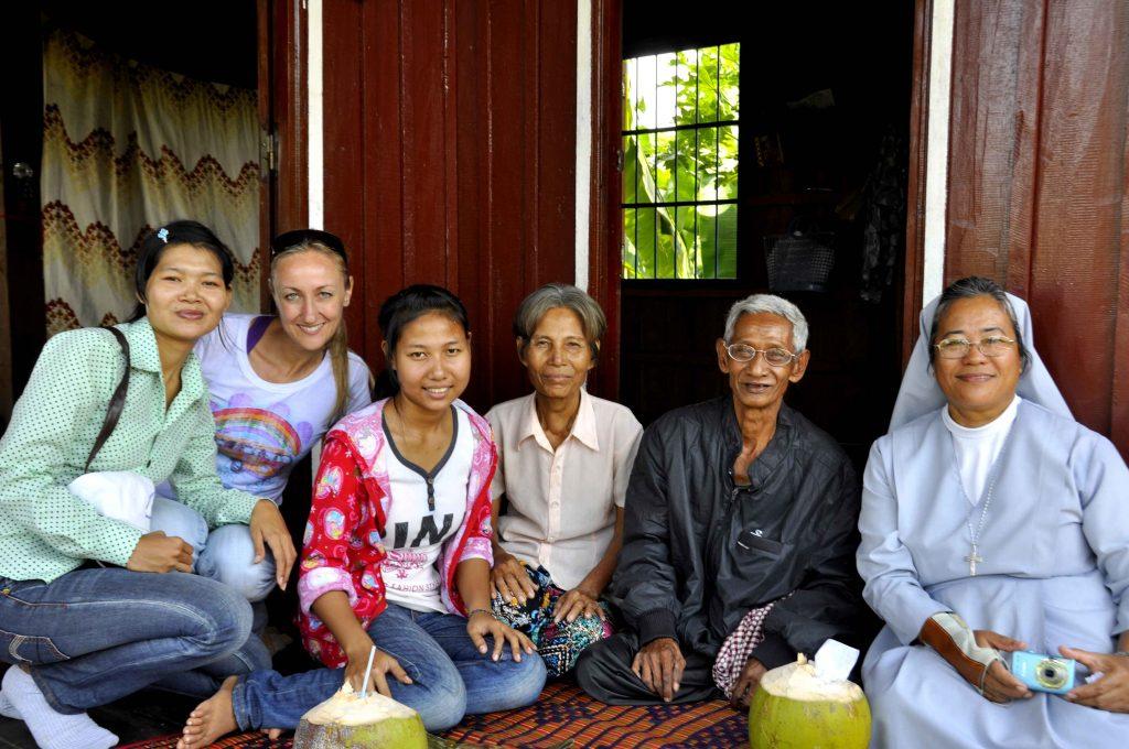 cambogia volontariato