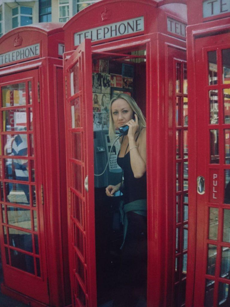 Londra viaggiare da sola