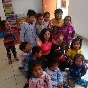 esperienza di volontariato in perù