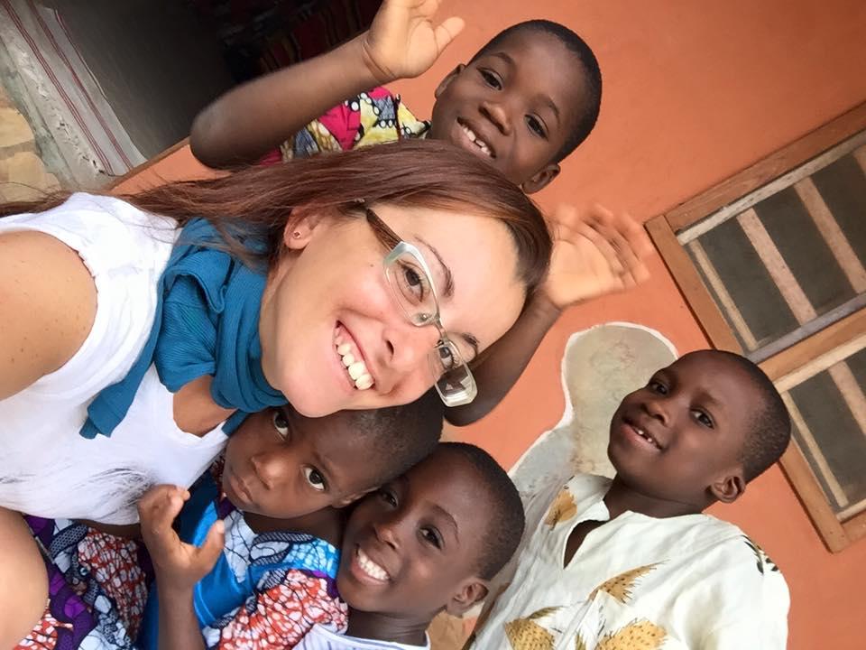fare volontariato in Africa