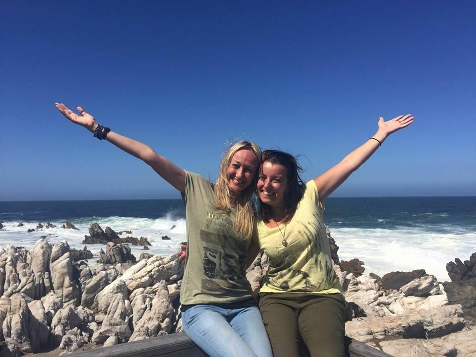 Cambiare vita in Sudafrica