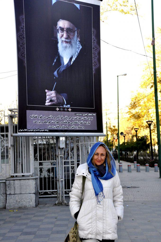 viaggiare da sola in iran
