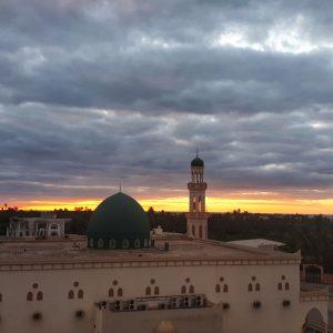 viaggio in Oman moschea