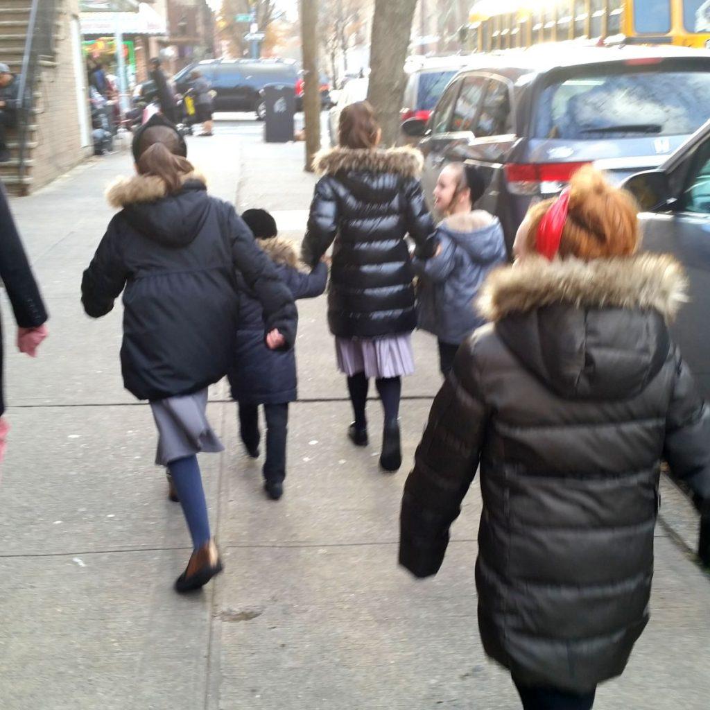 New York ebrei hassidici