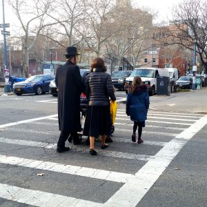 Ebrei hassidici new york brooklyn