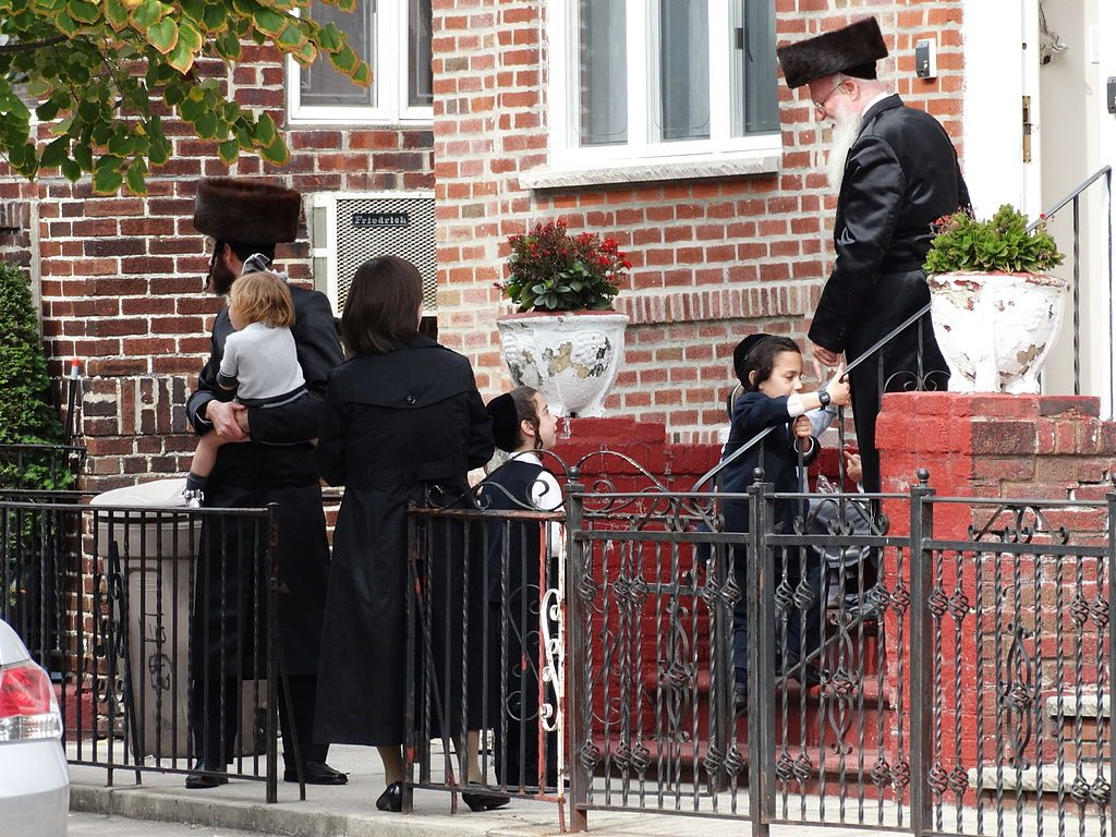ebrei hassidici new york