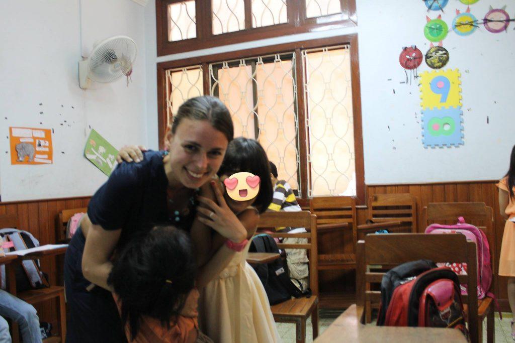 Insegnare inglese in Asia