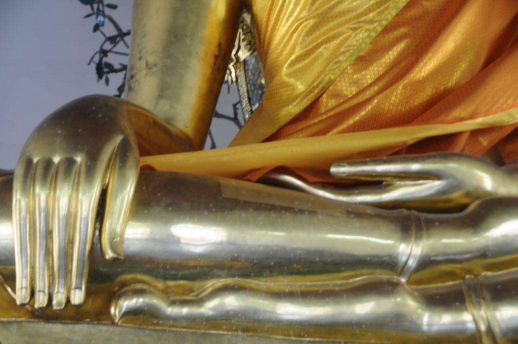 Buddha Thailandia viaggiare da soli