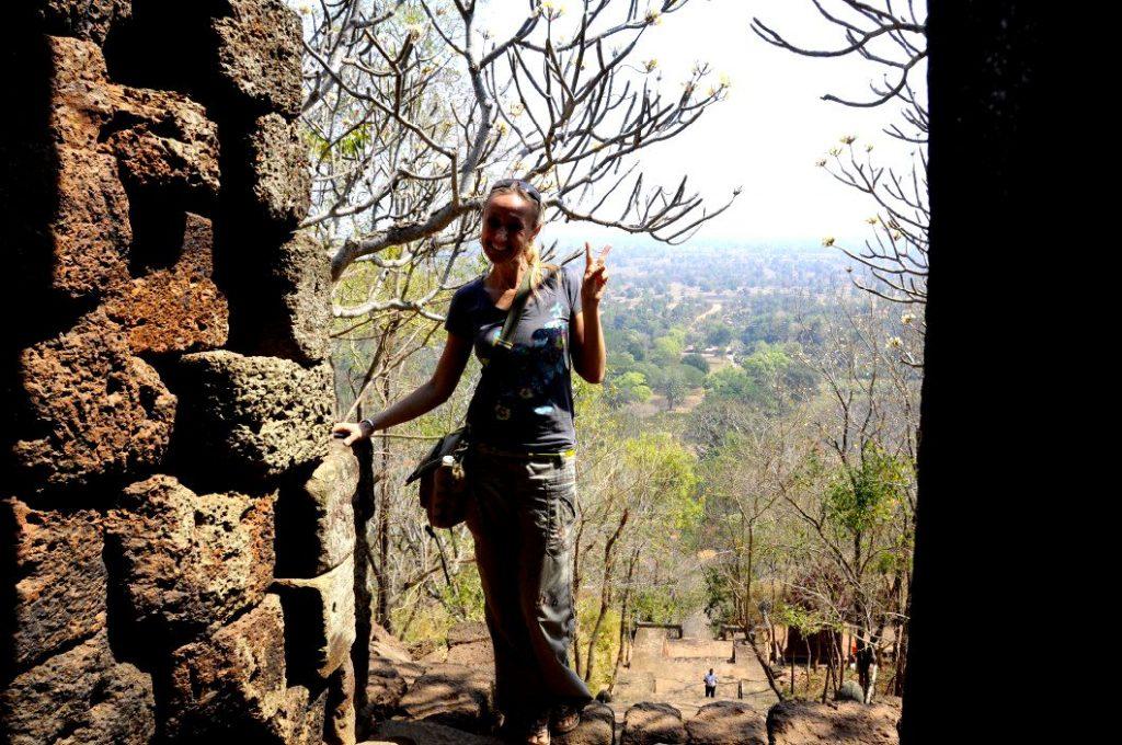 viaggiare da soli in cambogia e ritrovare se stessi