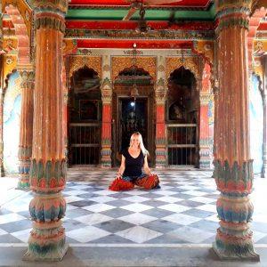 viaggiare da sola in India e ritrovare se stessi