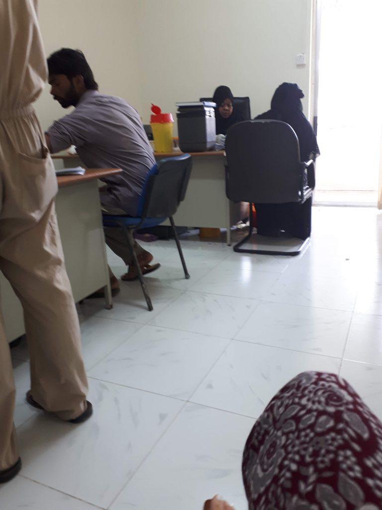 visto di lavoro per l'Oman