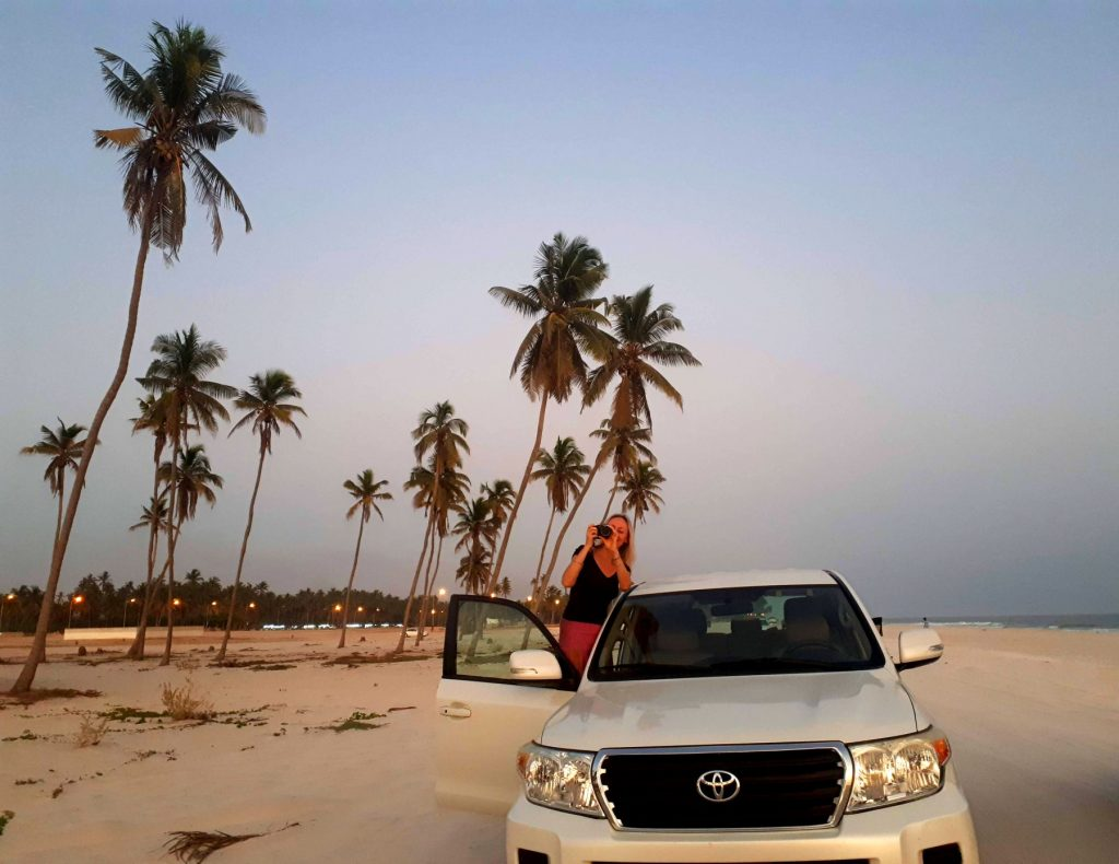 viaggio a Salalah oman
